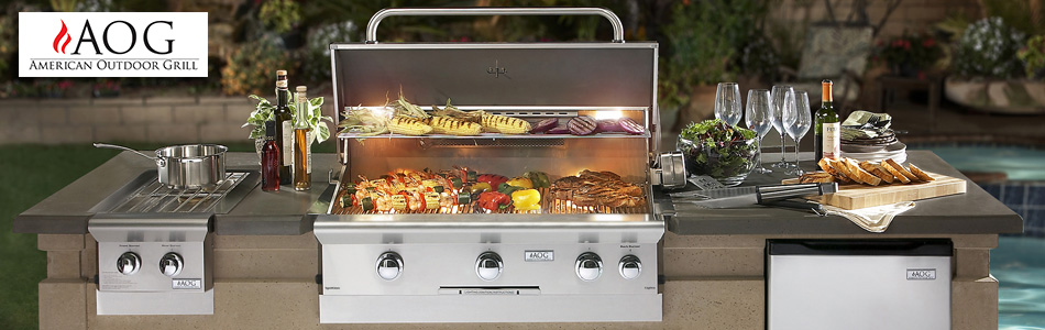 AOG outdoor grill